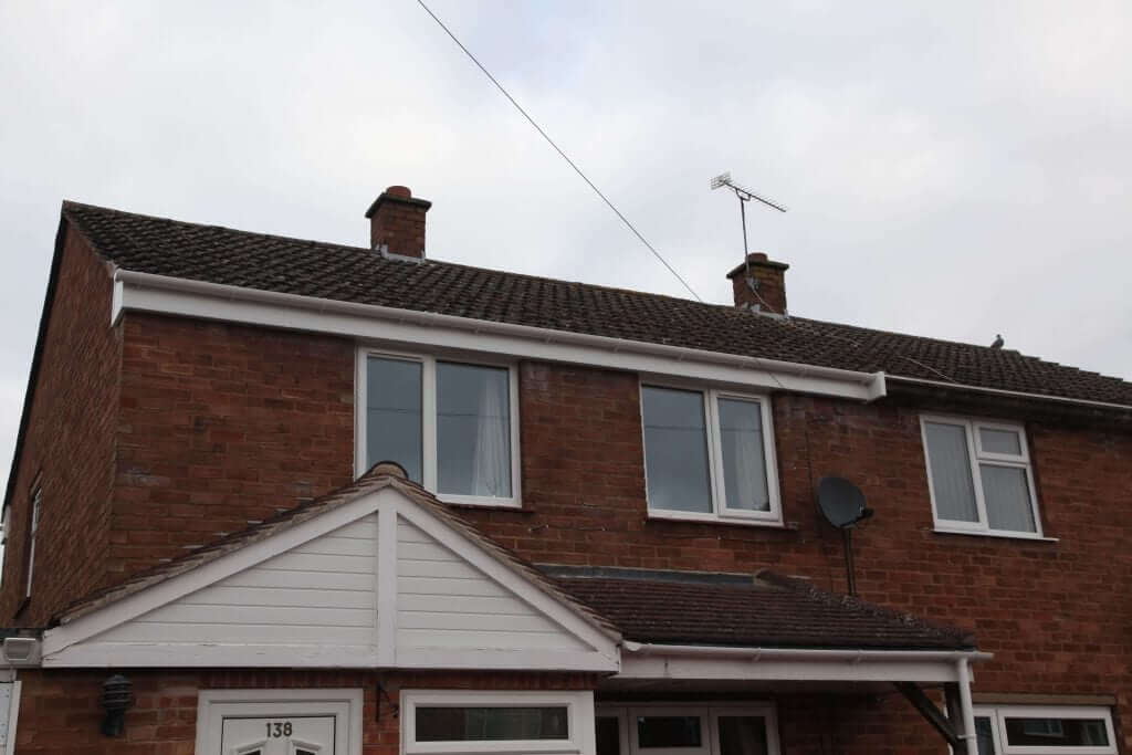Upvc guttering installers front view (3) zoomed in